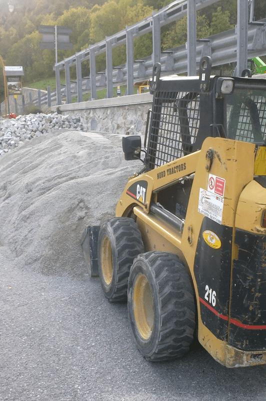 Manutenzioni edili, stradali e impiantistiche